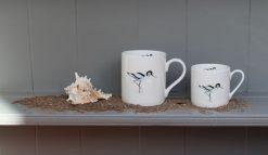 Avocet bone china mugs