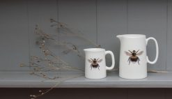 BEE small and large jugs Claire Vaughan Designs