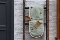 BEE oven gloves Claire Vaughan Designs